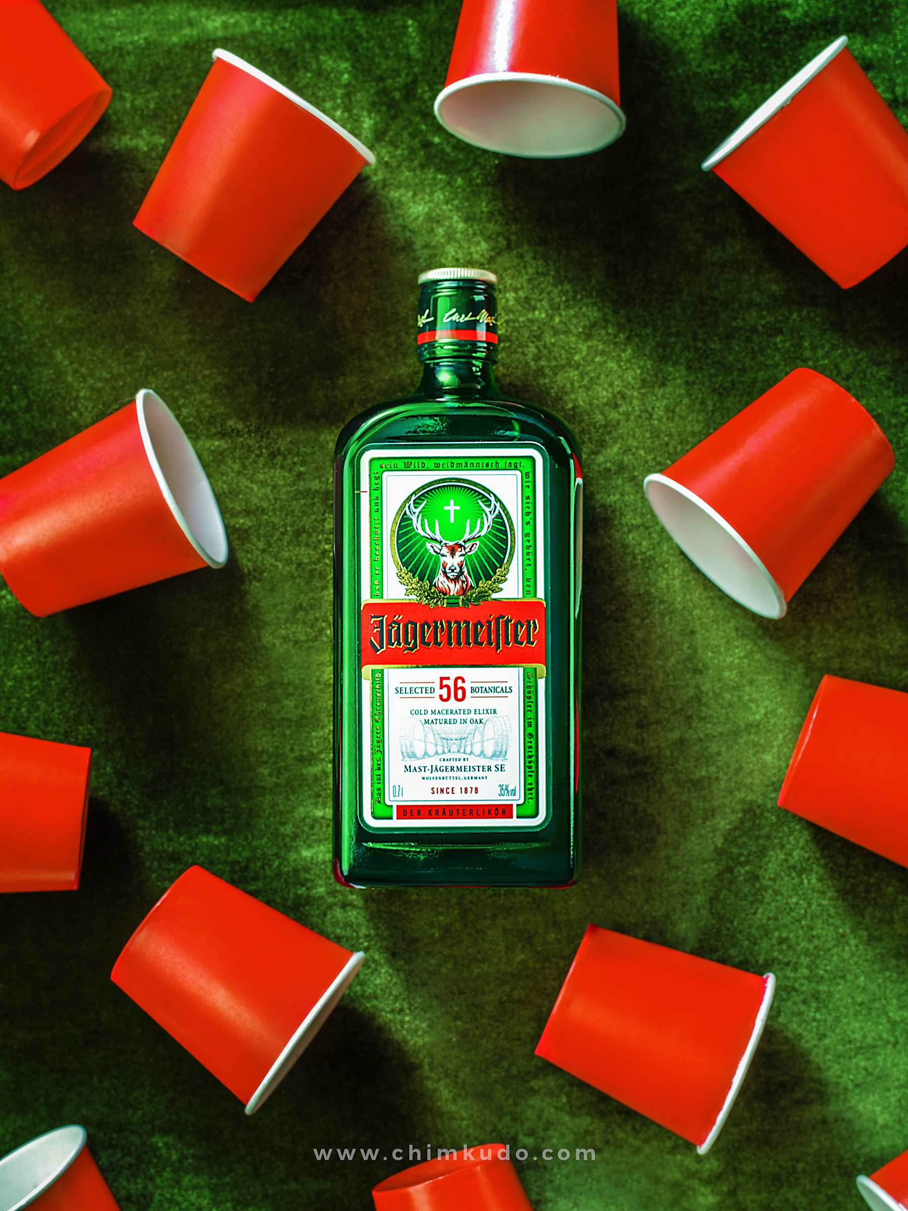 JAGERMEISTER X DARE PONG