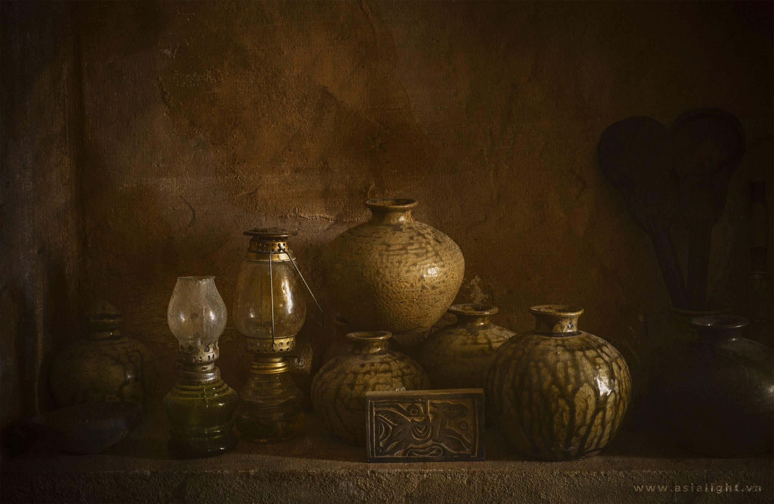 Antique-pieces